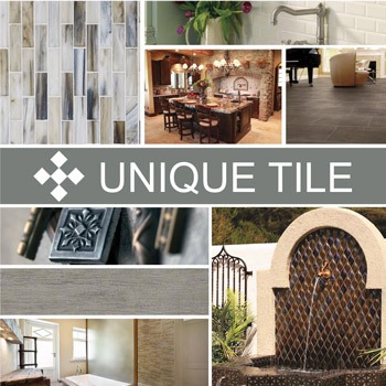 Unique Tile Earns Coveted Designation Of Marble Institute Of America