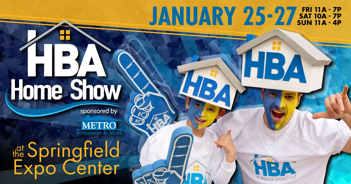 Hba Home Show Hba Of Greater Springfield Missouri