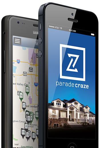 Parade of Homes Parade Craze App
