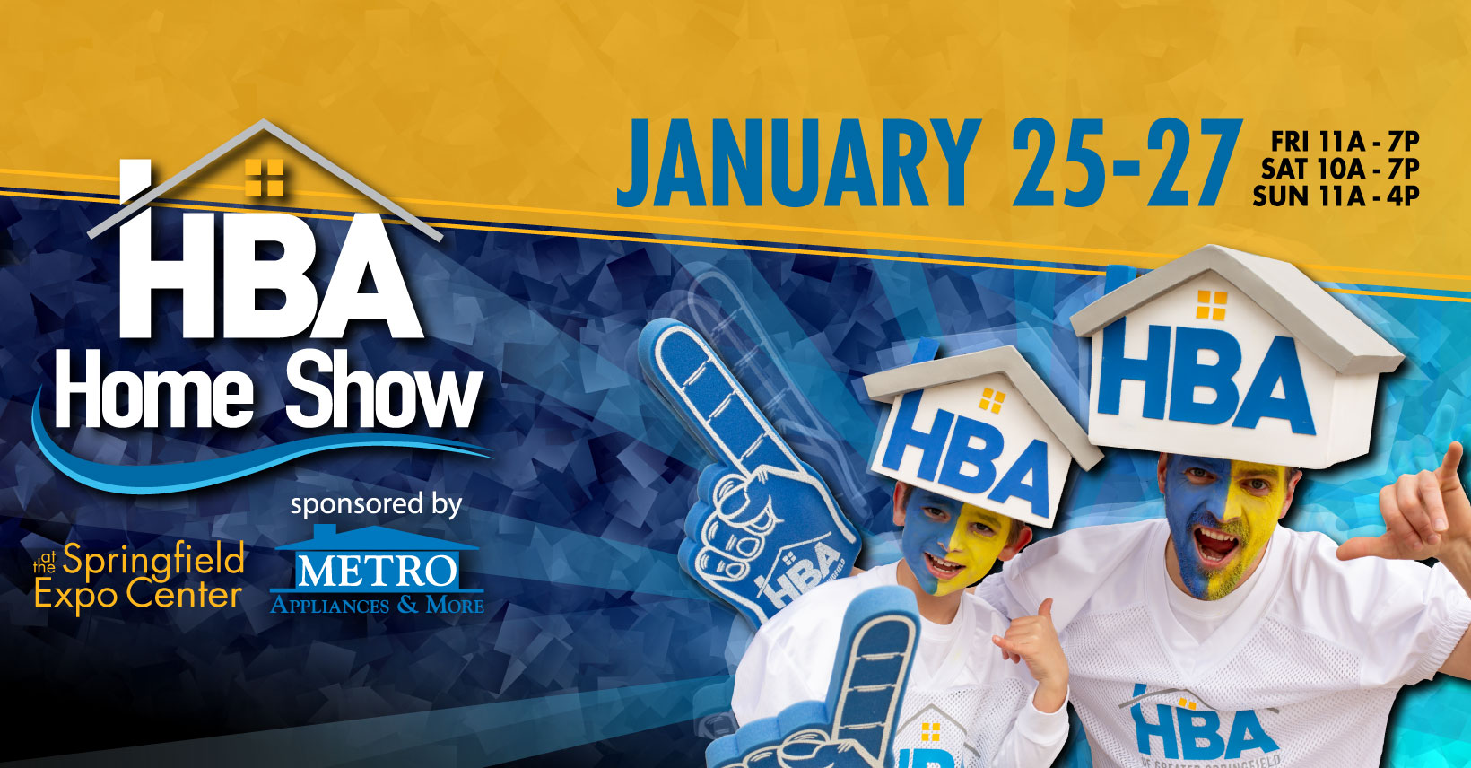 HBA Home Show 2019 Facebook Cover
