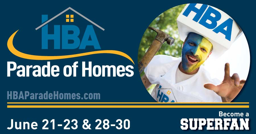 HBA PARADE OF HOMES 2019