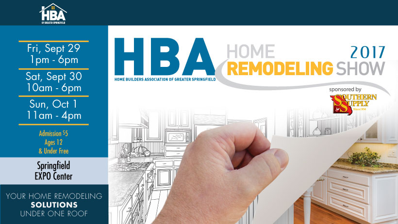 HBA Remodeling Show Facebook Cover