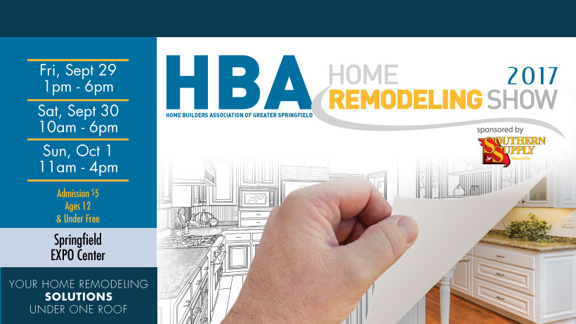 HBA Remodeling Show Vendor Information Facebook Cover