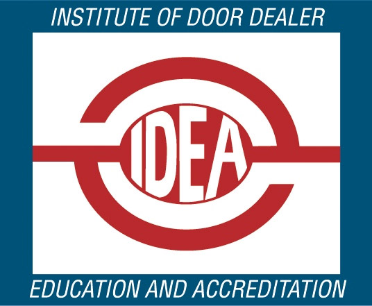 Local door company earns national accreditation home for Local door companies