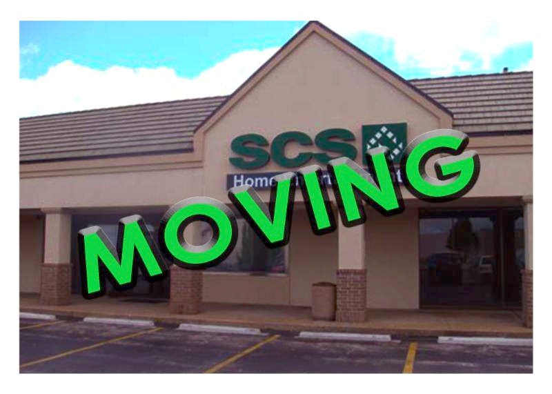 SCS Home Entertainment is Moving