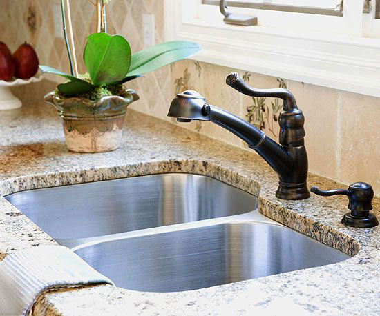 ... Undermount Sink with the purchase of new Granite countertops ? Edge