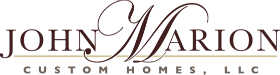 John Marion Custom Homes Logo