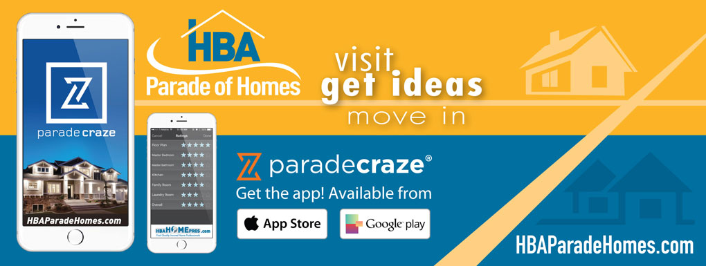 HBA Parade of Homes Ticket 2017