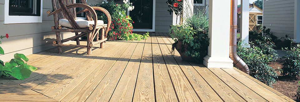 Building Materials for Your Deck or Next Project