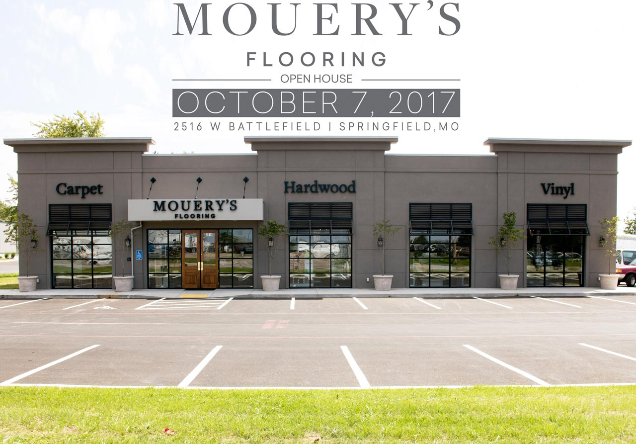 Mouery's Flooring Open House