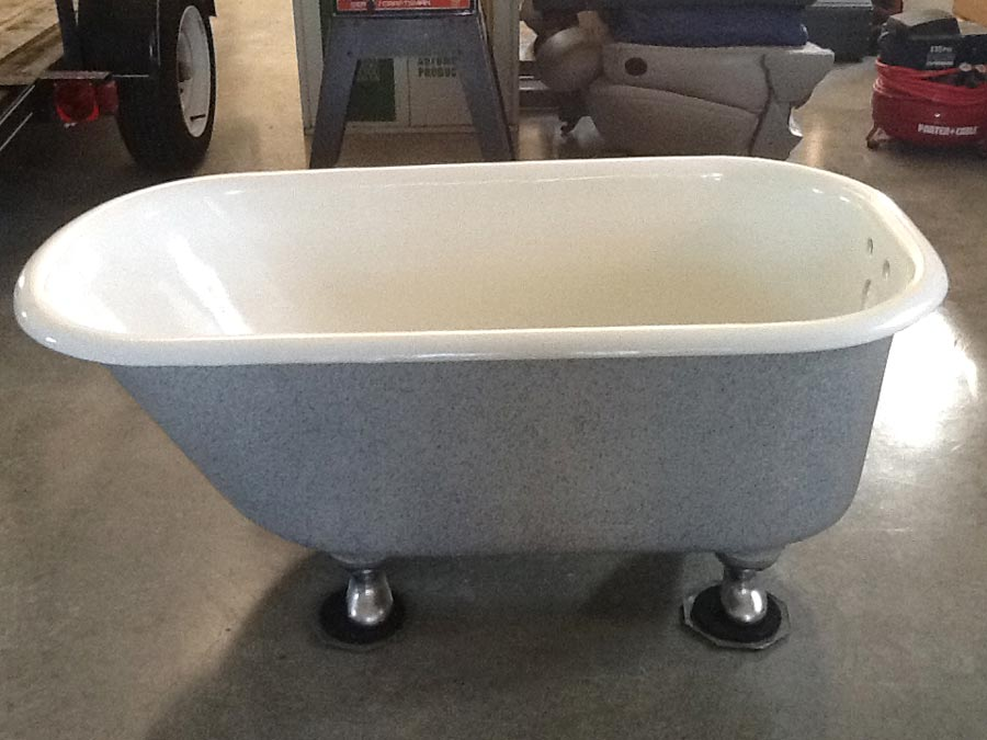 1899 Claw Foot Wolff Tub Refinished Springfield Mo