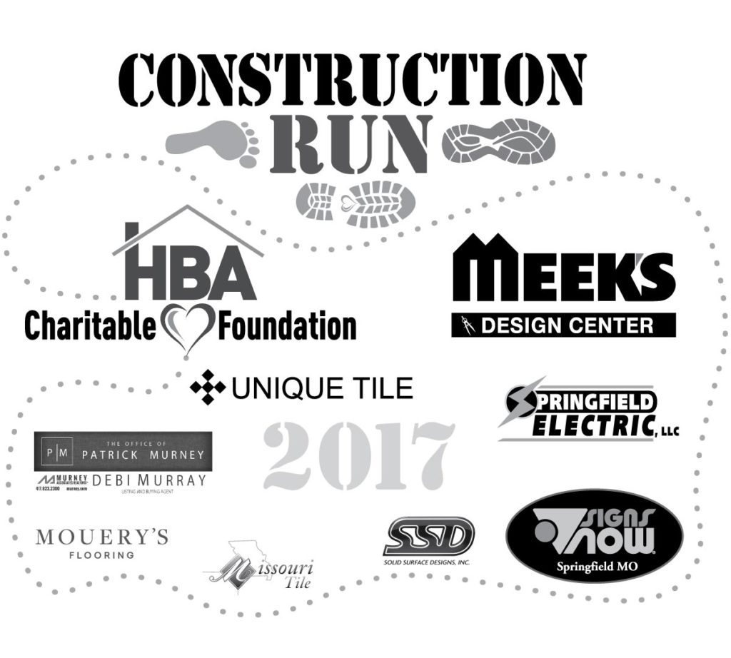 Construction Run 5K 2017 Sponsors