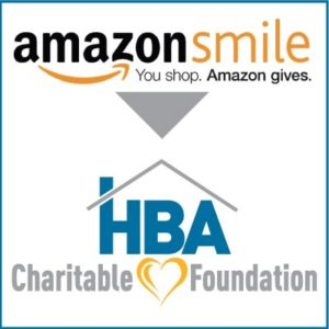 Shop AmazonSmile HBA Charitable Foundation