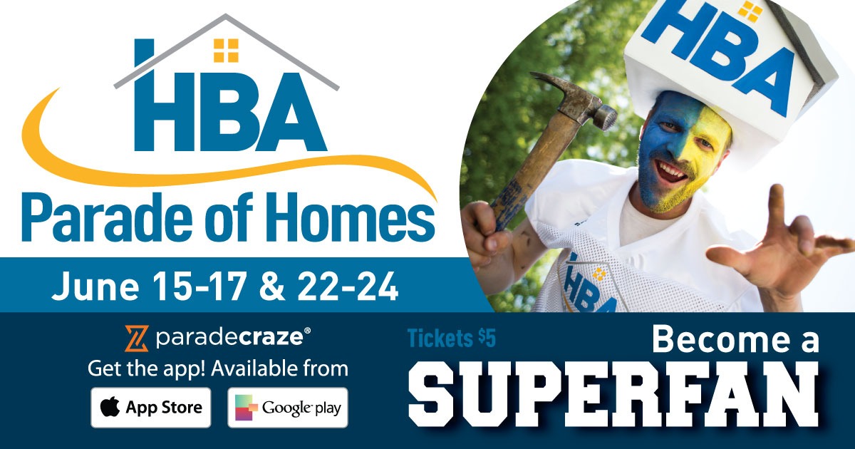 HBA Parade of Homes Facebook Image 2018