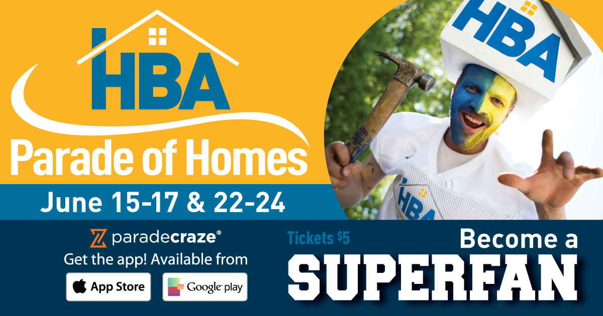 HBA Parade of Homes 2018 1200 Image