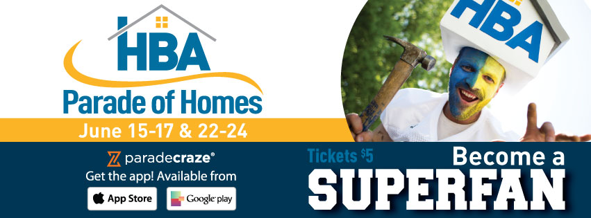 HBA Parade of Homes Facebook Cover Superfan 2018