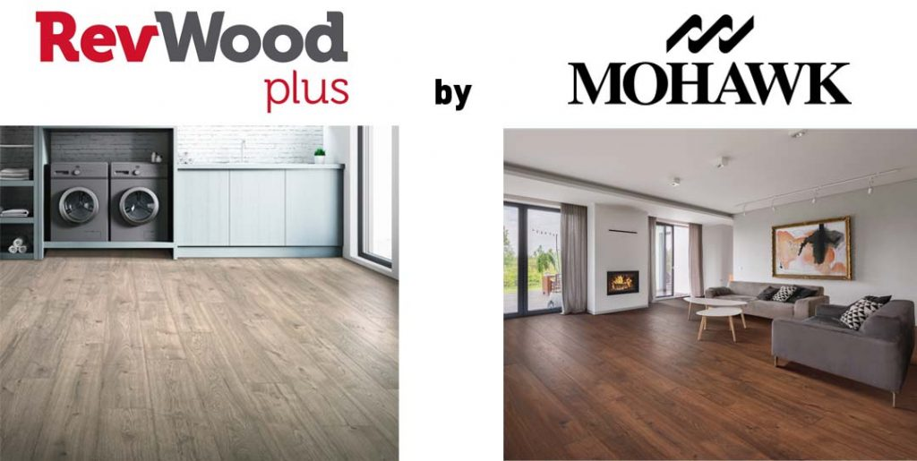 Vermillion Hardwood Flooring - RevWood Plus Mohawk Hardwood Flooring