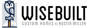 Wise Built Custom Homes Logo