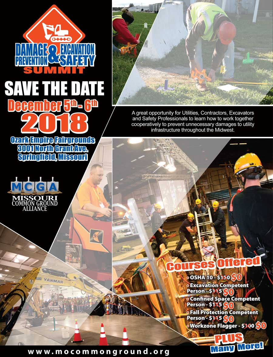 Damage Prevention and Excavation Safety Summit