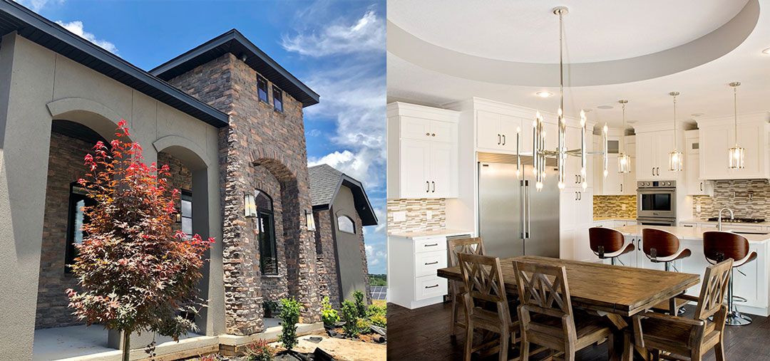 John Marion Custom Homes Parade Home #1 - 2019
