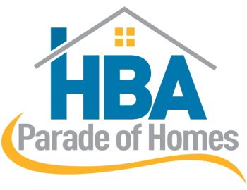 Parade of Homes Logo - Large HBA 600