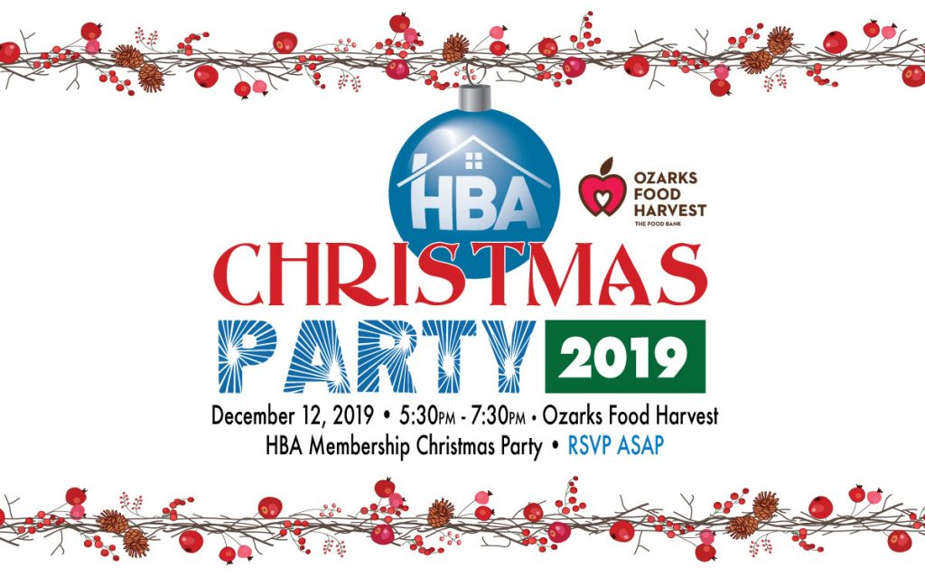 HBA Christmas Party 2020