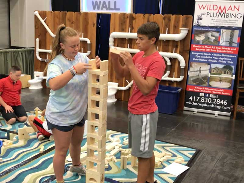 Kid Pro Zone Tallest Tower