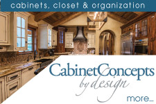 Cabinet Concepts by Design