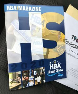 HBA Event Magazine - Home Show Edition 2020