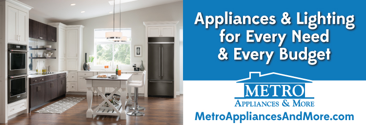 Metro Appliances & More Home Page Mobile