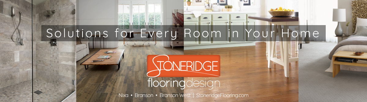 Stoneridge Flooring Design Home Show Banner 2020