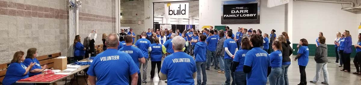 Build My Future Volunteers