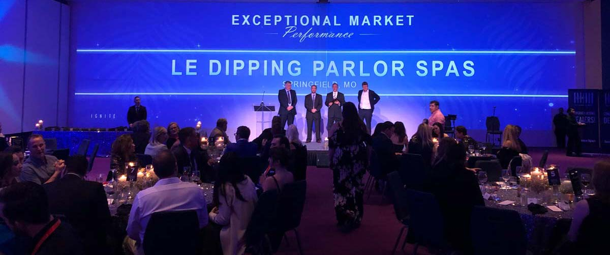 Spa Exceptional Marketing Award