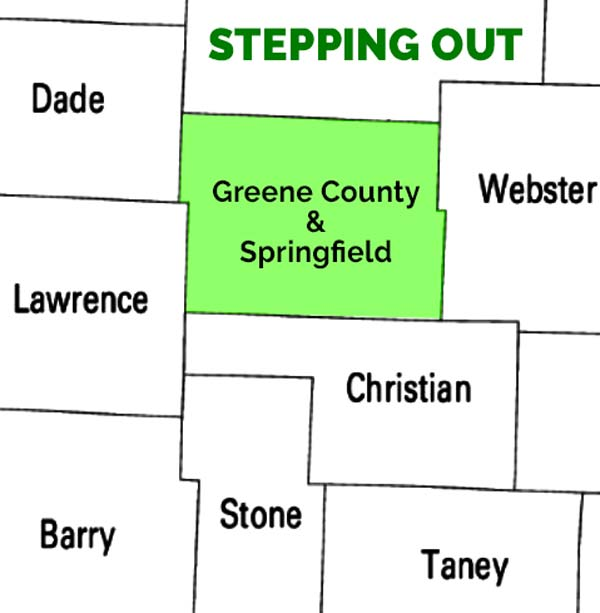 Greene County & Springfield Stepping out of Stay at Home