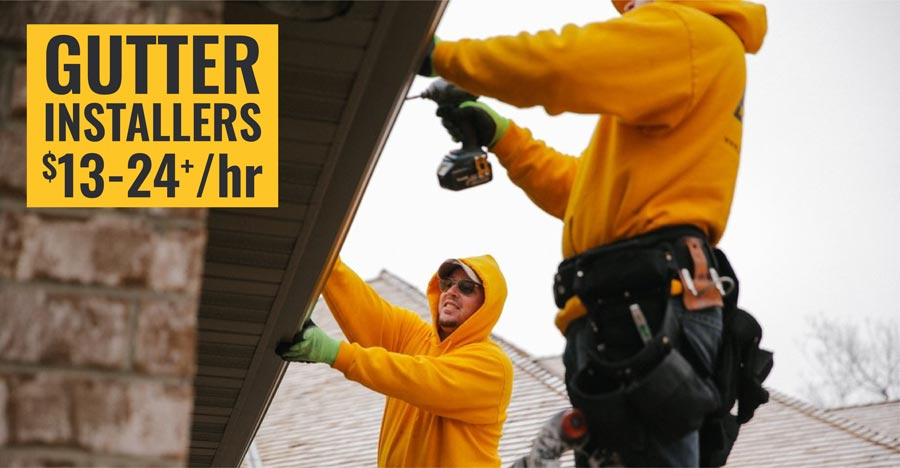 Bolivar Insulation Gutter Installer