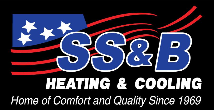 SS&B Heating & Cooling Logo