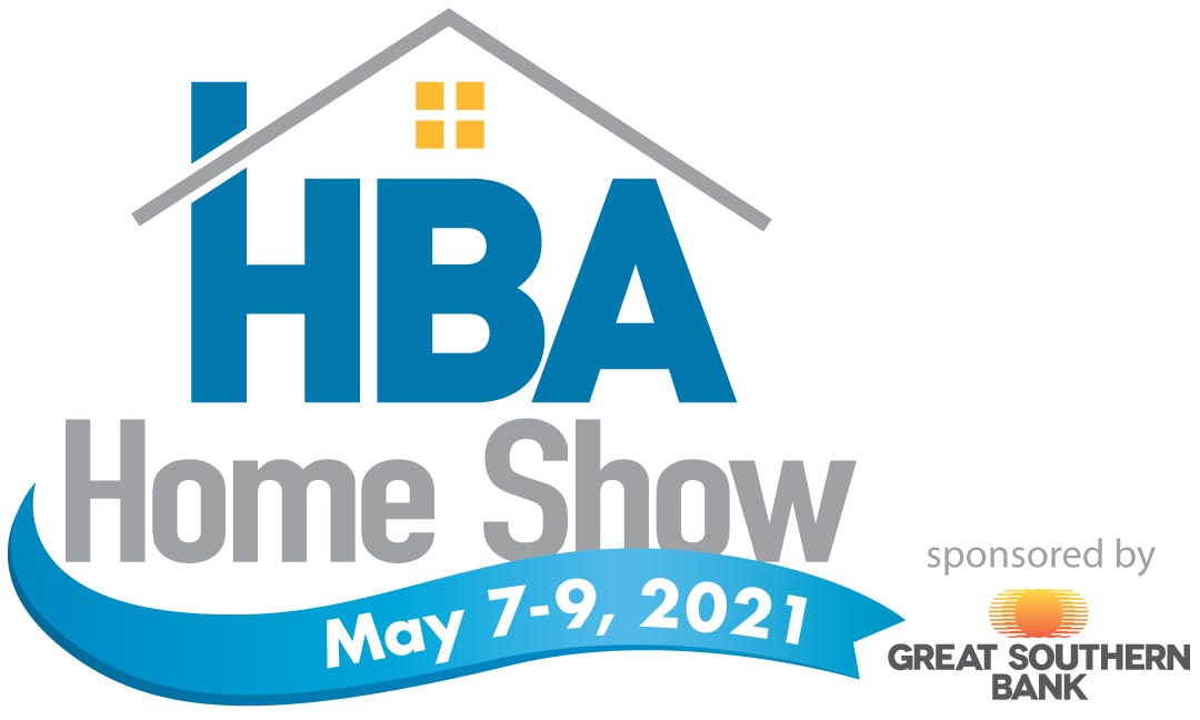 HBA Home Show 2021 sponsored by Great Southern Bank Center Wide