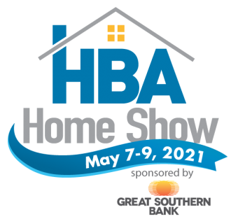HBA Home Show 2021 sponsored by Great Southern Bank Date