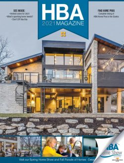 HBA Magazine Home Show Edition 2021