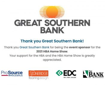 Home Show Sponsors 2021