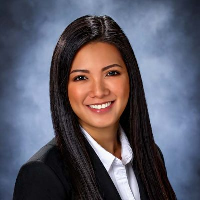 Charloute Marmouget as the new Assistant Vice President Banking Center Manager