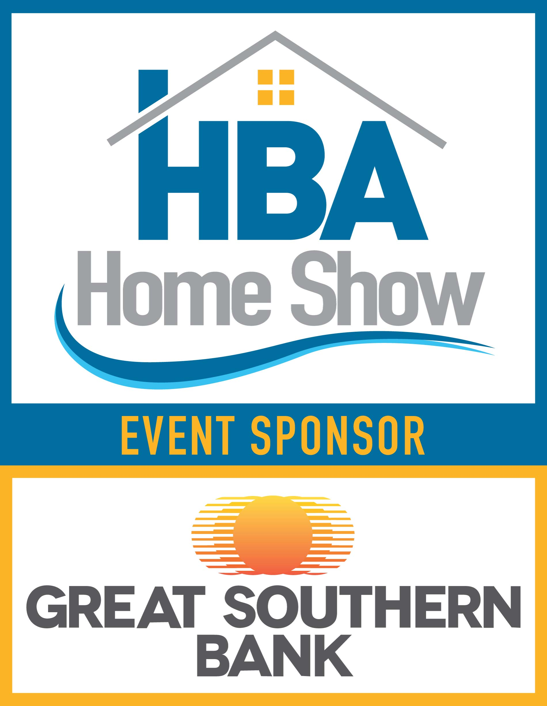 HBA Home Show Event Sponsor - Great Southern Bank
