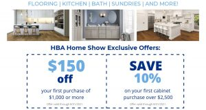 ProSource Wholesale Exclusive Home ShowOffer