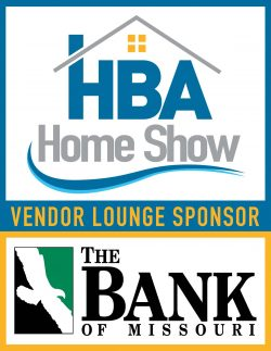 HBA Home Show Vendor Lounge Sponsor - The Bank of Missouri